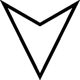 Flecha abajo